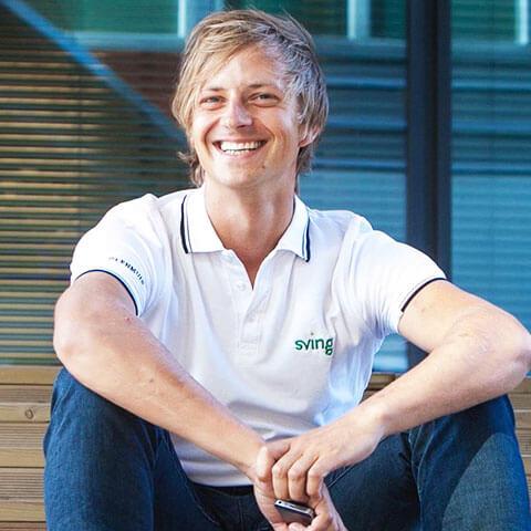Rain Sepp - Fundador y CEO de askRobin